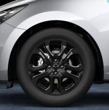 """Genuine Mazda 2 2015- Sport Black Alloy Wheel 5.5 x 16"""" 9965-64-5560"""