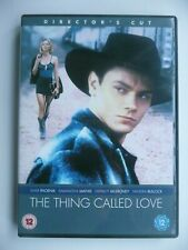 The Thing Called Love Director's Cut (DVD 2006) Peter Bogdanovich, River Phoenix