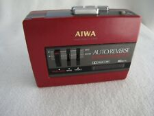 AIWA Walkman Mod. HS-G37 Superbass Stereo Autoreverse Cassette Kassettenspieler