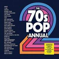 Various Artists - 70S Pop Annual 2 / Various [New Vinyl] UK - Import