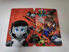 Mario Odyssey Steelbook - Neu - Custom - Ohne Spiel - Switch G4
