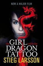 The Girl With the Dragon Tattoo (Millennium Trilogy),STEIG LARSSON, Stieg Larss