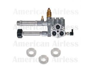 Pressure Washer Pump Head Annovi Reverberi RMW22G24  AR42518 RMW2.2G24 3 Bushing
