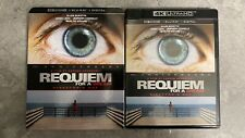 Requiem For A Dream (2000) 4K Blu-Ray + Slipcover Jennifer Connelly Jared Leto