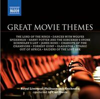 Great Movie Themes [Davis, Rlpo] [CD]