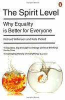 The Spirit Level: Why Equality Is Better For Everyone,Richard Wilkinson,Kate Pi