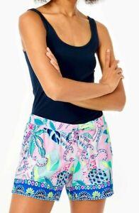 """5"""" Katia Short Lilac Rose Chica Ticas"""