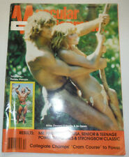 Muscular Development Magazine Bo Derek In Tarzan December 1981 120214R2