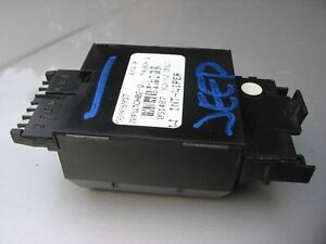 87-95 Jeep XJ/YJ Wrangler Intermittent Windshield Wiper Wipers Delay Module Box