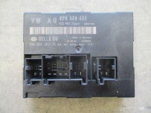 Komfortsteuergerät AUDI A3 8P 2-türig ZV Steuergerät 8P0959433