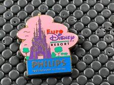 pins pin BADGE EURO DISNEY PARIS PHILIPS  ARTHUS BERTRAND
