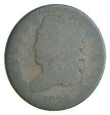 1/2c - HALF CENT - 1829 Classic Head United States - Half Cent *235