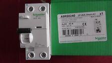 Interrupteur DIFFERENTIEL A9r11263 2p 63a 30ma AC Schneider