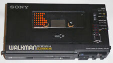 Sony Walkman Professional WM-D6C Kassetten-Recorder, Top-Zustand!