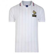 Camiseta de fútbol blanco talla XL