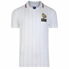 Camisetas de fútbol para hombres blanco talla XL