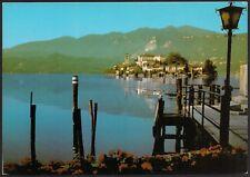 AD4350 Lago d'Orta (NO) - Isola San Giulio - Cartolina postale - Postcard