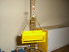 Schotterkübel für Kräne M1:50