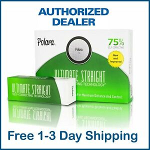 Polara Ultimate Straight 75% SELF CORRECTING Golf Balls (1-3 Day SHIP)