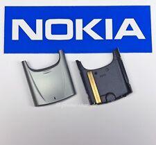 Original Nokia 8850 8890 slide teclado cover Ober cáscara Front teclado numérico housing