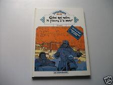 Jonathan - N°12 - Celui Qui Mène Les Fleuves A La Mer - EO - Cosey