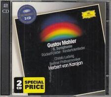 6. Symphonie Gustav Mahler : Herbert von Karajan