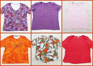 Damen Kleider Paket Shirt Paket Damen Oberteile Gr.48/50 XXL Bexleys Kombi Moden