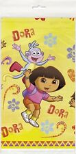 DORA THE EXPLORER Birthday Party Supplies Plastic TABLECOVER 54x84