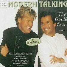 DAMAGED ARTWORK CD Modern Talking: The Golden Years Import