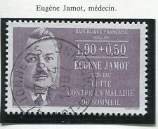 TIMBRE FRANCE OBLITERE N° 2455 EUGENE JAMOT / Photo non contractuelle