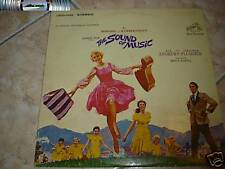 Julie Andrews  The sound of music Tutti insieme  LP '65