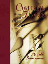 Acceptable, Corporate Finance: Theory and Practice (Wiley Series in Finance), Da