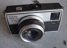 Vintage Ricoh 126-C EE Camera with Rikenon Lens