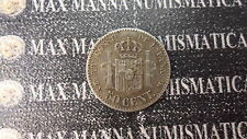 SPAGNA SPAIN ESPAÑA REAL  1880  ARGENTO SILVER  OFERTA