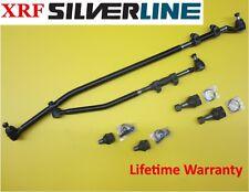 XRF E-250 E-350 Steering Tie Rod Ball Joint Inner Outer Drag Link KIT LIFETIME W