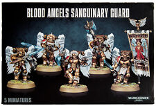 Blood Angels Sanguinary Guard Warhammer 40k NEW