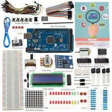 SunFounder Ultimate Project Mega 2560 Super Starter Kit V2.0 For Arduino UNO R3