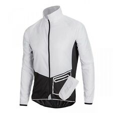 MANTELLINA NALINI LIGHT PACKABLE WIND JKT BIANCO NERO Size XXXL