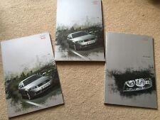 2003 Audi A3 Car Brochure (New Zealand)