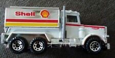 Matchbox Die-Cast Peterbilt Shell Tanker Truck; 1981