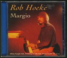 ROB HOEKE Margio CD ALBUM ROTATION DUTCH BLUES BOOGIE WOOGIE