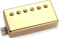 Seymour Duncan SH-6n Distortion Ceramic Overwound Humbucker Neck Pickup, Gold