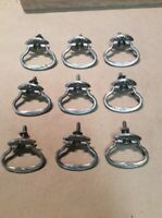 Vintage Group Of 9 Drawer Pulls/Handles FREE SHIPPING  INVB43