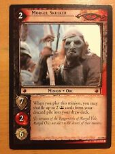 Lord of the Rings CCG Fellowship 1U258 Morgul Skulker LOTR TCG