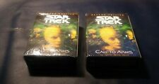 Star Trek 2E CCG STCCG Factory Sealed Lot of 2 Call to Arms Starter Decks