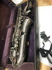 Very Old BUESCHER SAXOPHONE - Low Pitch -