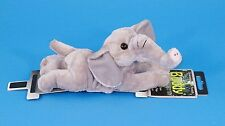 Car Seat Belt Buddy - Elephant - Including Trackable Courier
