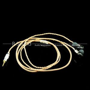 OCC Balance Headphone cable cord 2.5mm for Sennheiser ie80Ultimate Ears ue900