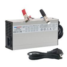Tekvision LiFePO4 Ladegerät 12V 10A mit Fuse LFP Batterie Lithium Akku Charger