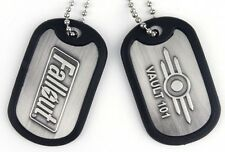 Fallout Vault 101 Metal Dog Tags (officiel/NEW)